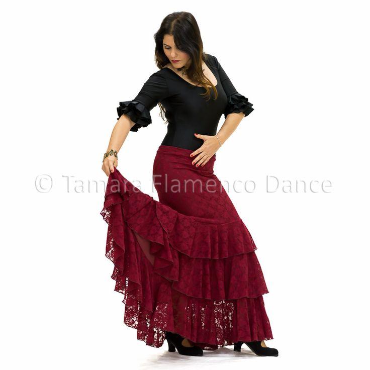 https://www.tamaraflamenco.com/es/faldas-flamencas-de-mujer-6 Falda flamenca / flamenco skirt
