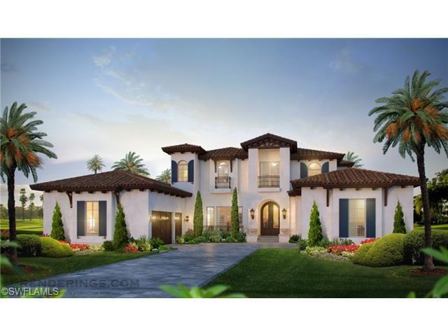 Custom Estate Golf Home