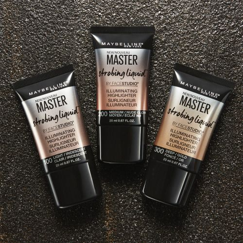 The highlight that never quits - Maybelline Master Strobing Liquid