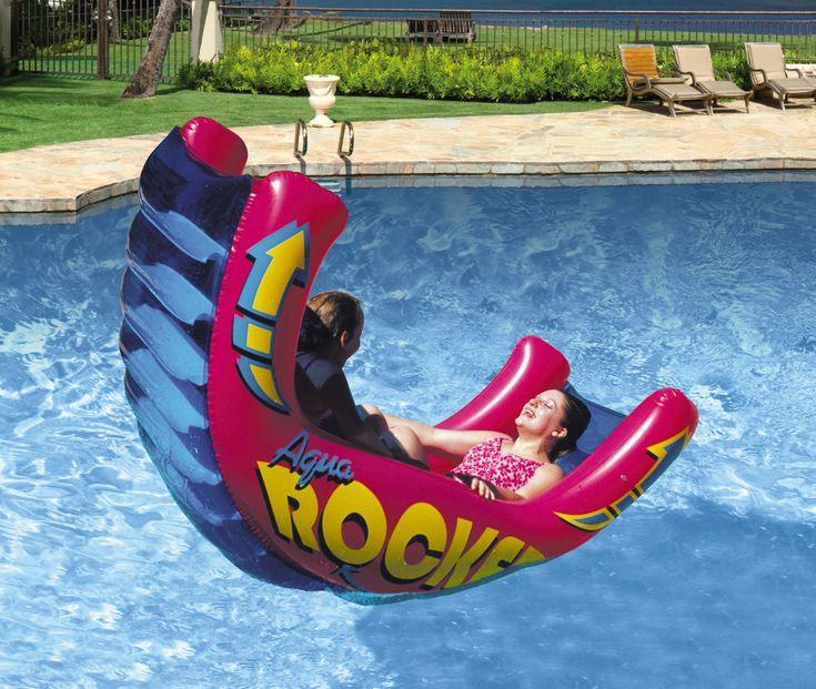 Swimming Pool Fun Stuff : A bunch of cool pool toys random pinterest sally