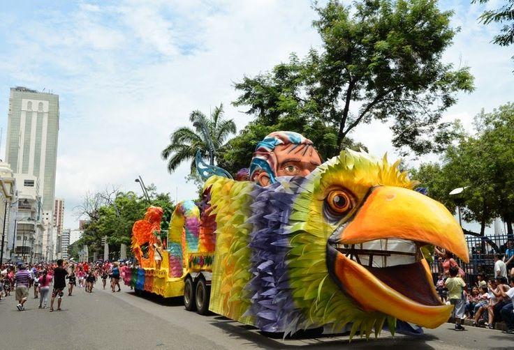 Programa de fiestas Carnaval Guayaquil 2015  Ecuador ...
