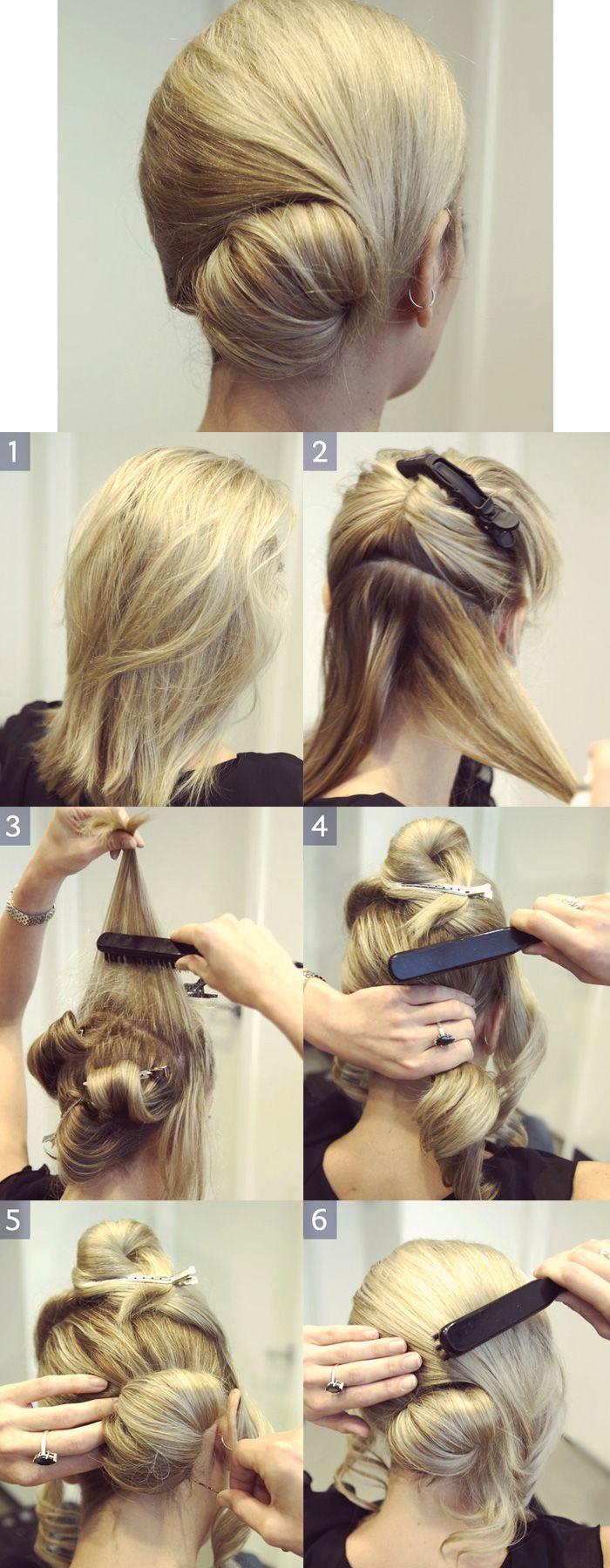 Vackra frisyrer för dig med mellanlångt hår | Damernas Värld