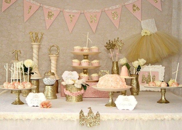 "fairytale birthday...super cute idea, love the table set up, but addi said it best ""its a little too fancy for a birthday"" haha! love her!"