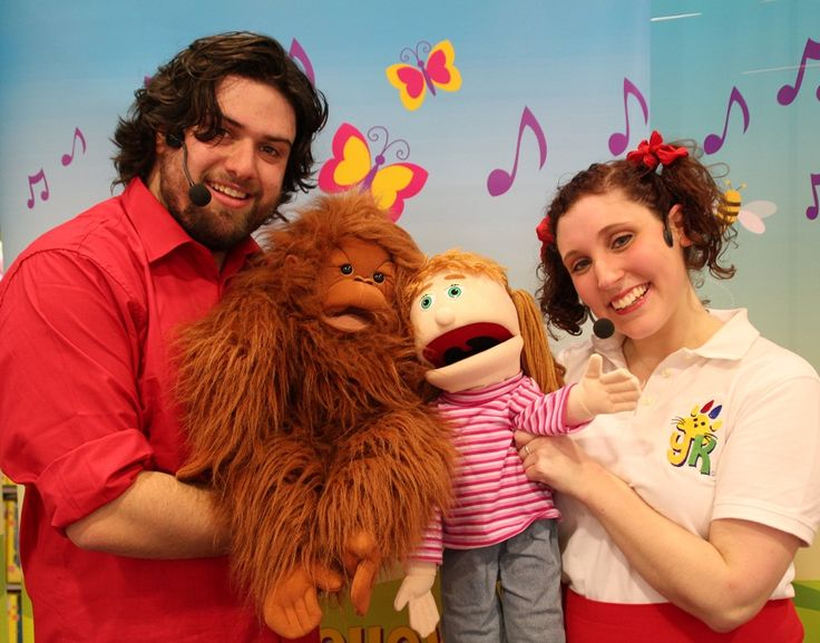Dance All Day is a new childrens show from the team at YellowKat Productions. 30 minutes of music, puppets, audience interaction and of cou...