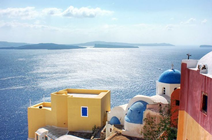 Greece Vacation Packages, Greek Island Cruises, Greece Tours - www.gate1travel.com