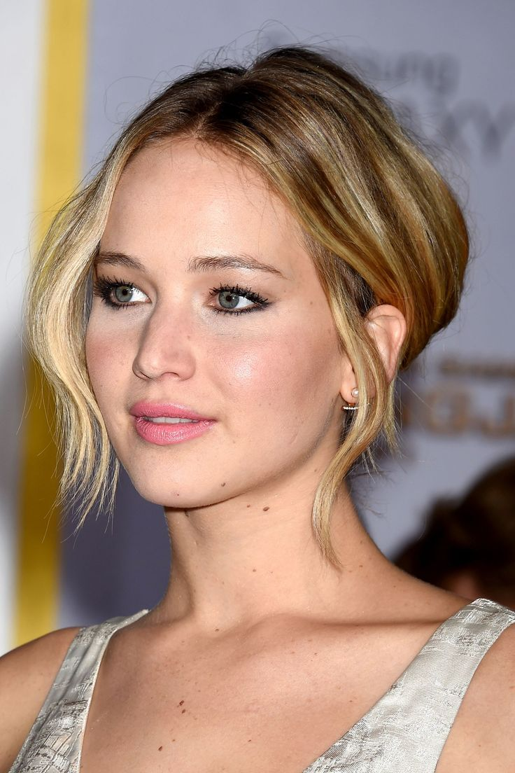 Why Jennifer Lawrence is ageing like a president?