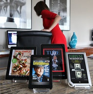 Digital strategy. Laura Lang Rethinks Magazines for Time Inc.'s Digital Audience - NYTimes.com