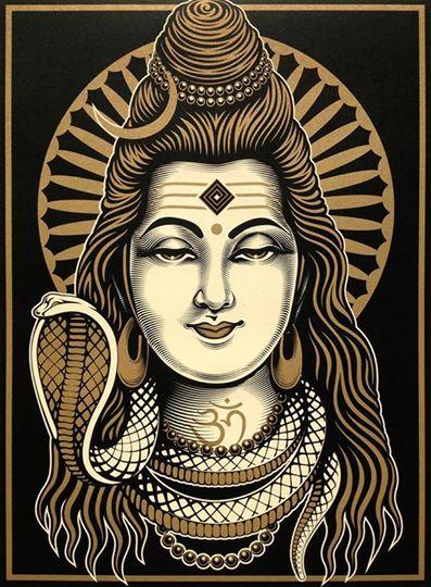 Foto: • ARTIST . CRYPTIK •  ◦ Lord Shiva ◦