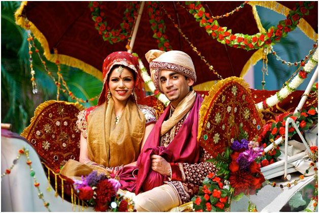 Top Five Themes for your Big Fat Indian Wedding: Royal Riwaaz