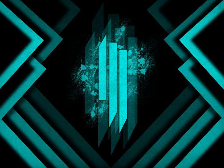 Resultado de imagen para skrillex logo wallpaper