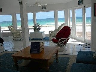 Gulf Front House '100 Ft of Private, 7 bedrooms, sleeps 20, $8,945 per week