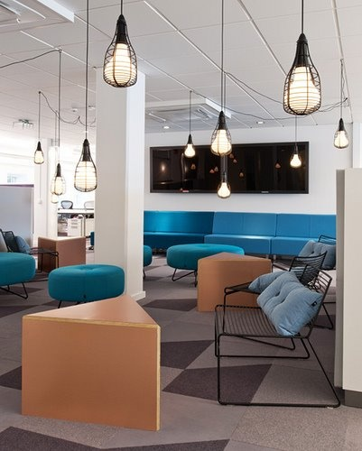 FreeScale: Partition. Skype Stockholm head office