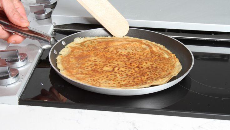 Le Crepes di miglio, quinoa, castagne, ceci, riso sono un'alternativa adatta ai celiaci e agli intolleranti al glutine