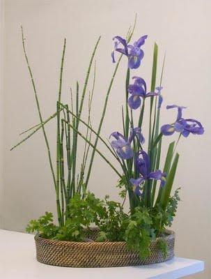 El Ikebana, el arte floral japonés