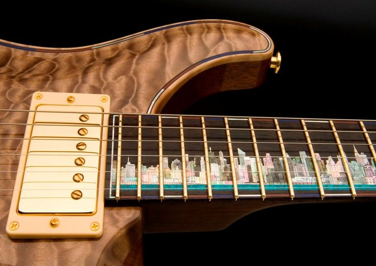 PRS Guitars -- Chasing Perfection (And Profits) - Forbes