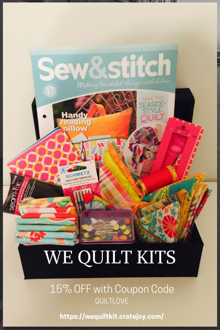 Quilting Subscription Box