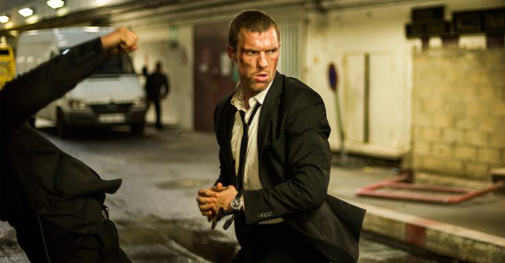The Transporter Refuelled Mayo Movie World