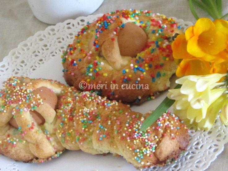 un pane di pasqua tutto meridionale: i cudduraci | merincucina