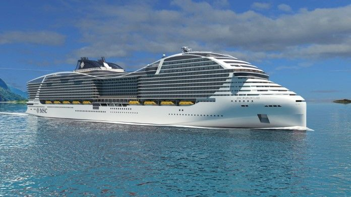 The New Biggest Cruise Ship in the World
