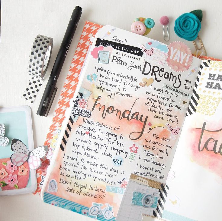 134 best bullet journal images on pinterest bullet for Planning your dreams org