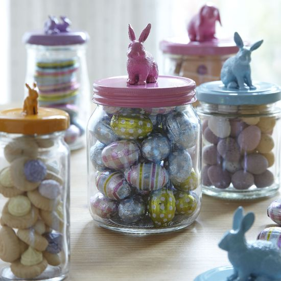 Jam jars, click top pots and more - check out these brilliant ways to display your Kilner jars