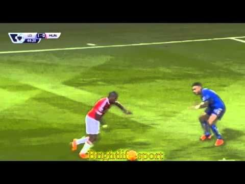 Лестер 1-1 Манчестер Юнайтед, АНГЛИЯ: Премьер-лига - Тур 14