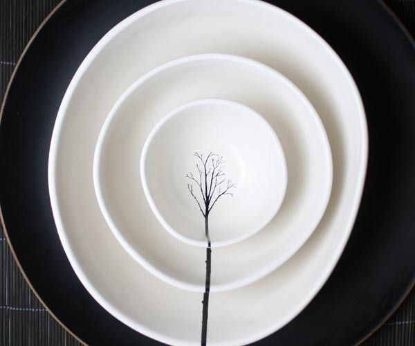takeovertime:  (via Nesting Bowls | Glenn Tebble Homewares)