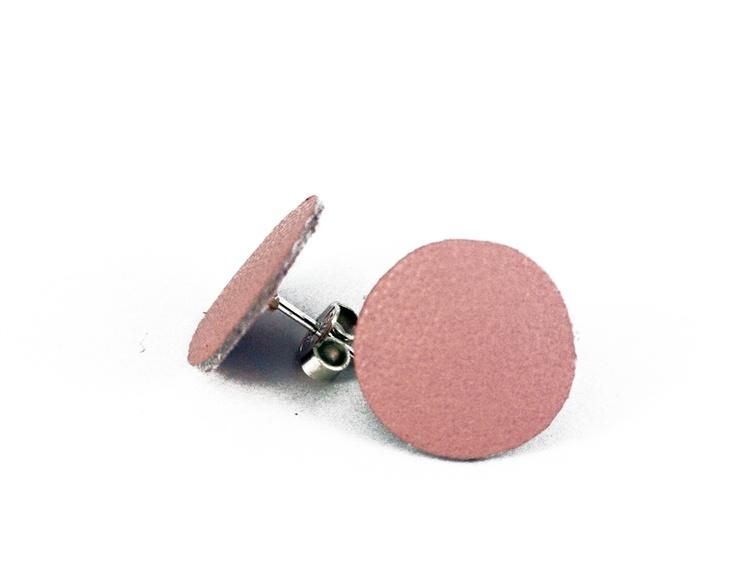 Cirkel: puderrosa på SIGNERAT.se