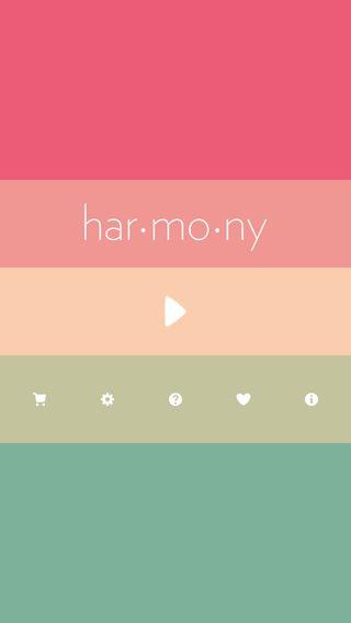 har•mo•ny By BorderLeap, LLC iphone app game ios