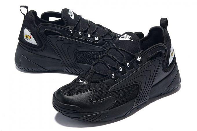 Mens Nike Zoom 2K All Black For Sale | Nike zoom, Jordan ...