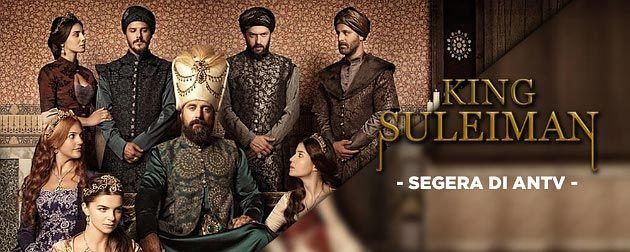 King Suleiman Bukan Sultan Suleiman