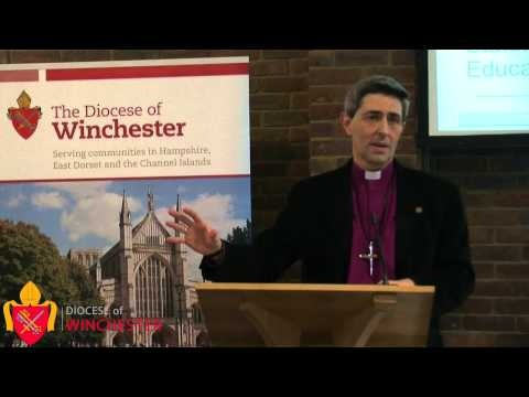 Bishop of Winchester's Presidential Address at the Diocesan Synod of the 2nd March 2013.
