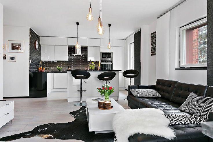 Apartment renovation, Stockholm