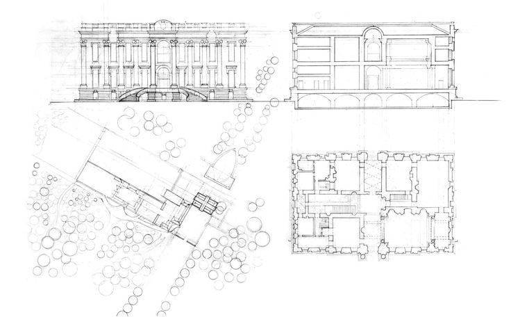 Plan Vs Elevation : Best ideas about elevation drawing on pinterest