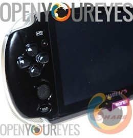 Yinlips YDP G18 Android Open Console Free Retro Games Gratis Rom Mame Emulatore NeoGeo Snes GBA etc. - Open Your Eyes