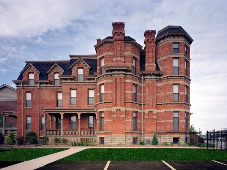 43 best images about brush park on pinterest mansions for 3 4 houses in michigan