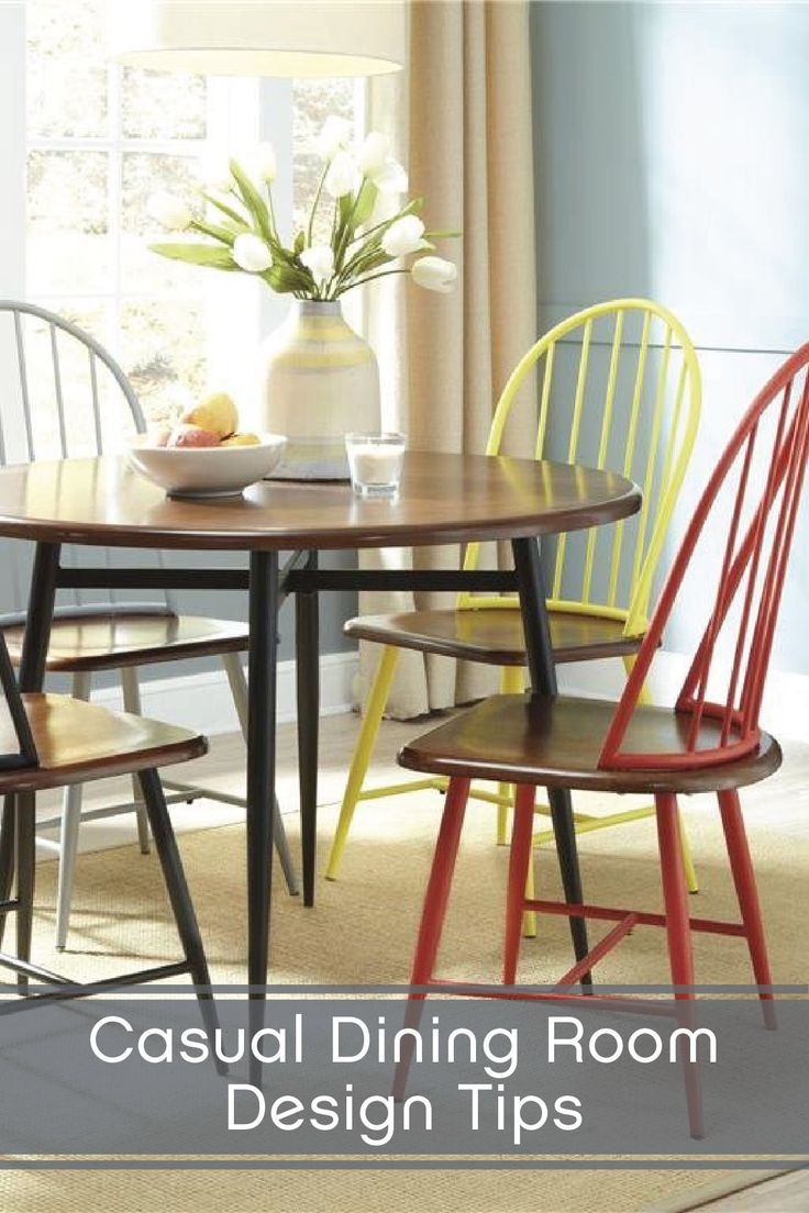 107 best images about Dining Room Décor on Pinterest | Casual ...