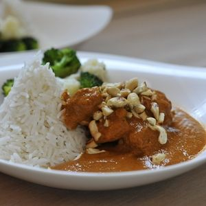 Butter Chicken - Thermomix