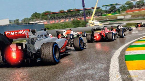 TinyBigGamer: F1 2014 Análise