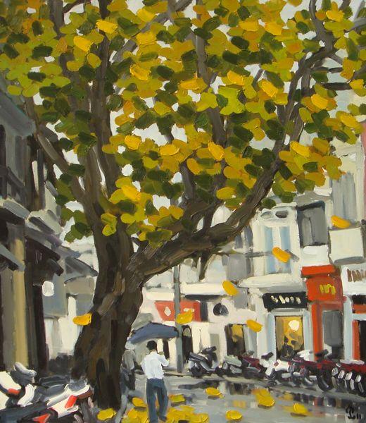 #pham luan #apricot gallery #vietnam #vietnamese art