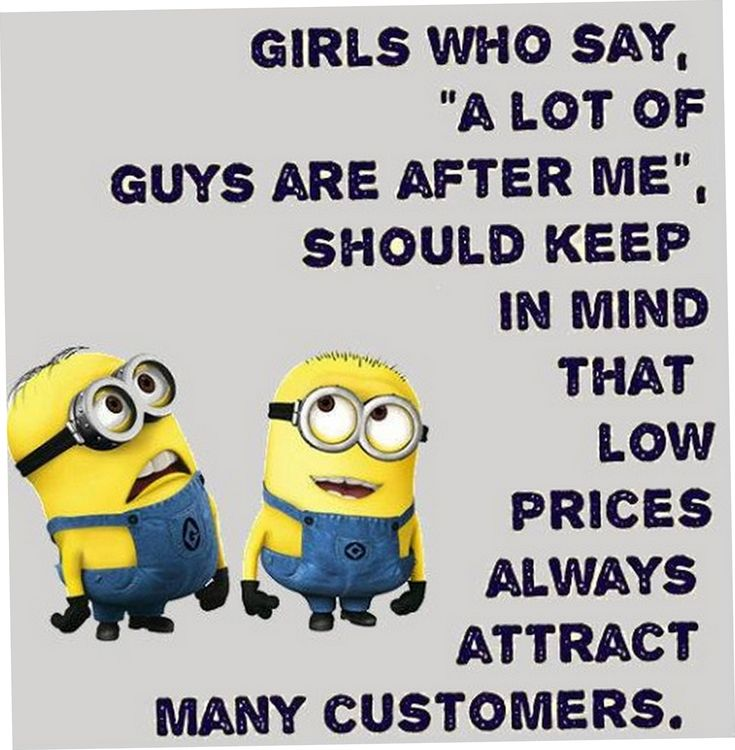 20 Today Funny Minion captions - Funny Minions