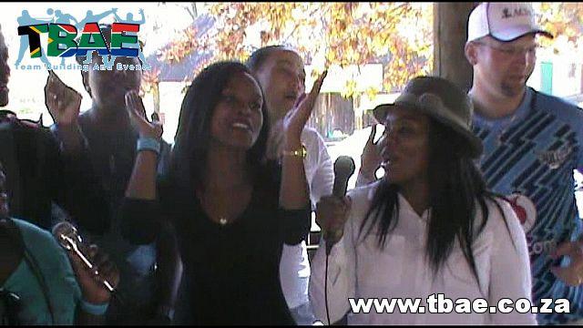 Karaoke #Karaoke #MovieMaking #TeamBuilding #StandardBank