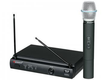 Microfone sem Fio - Karsect KRU 301
