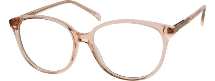 I love these glasses, so adorable. And for the price, I'm an even bigger fan :) Zenni Optical