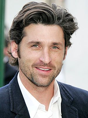 Patrick Dempsey.  Number 4 on my 2012 laminated list and from one of my favourite films, Enchanted.
