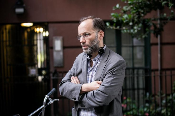 LOVE IS STRANGE, director Ira Sachs, on set, 2014