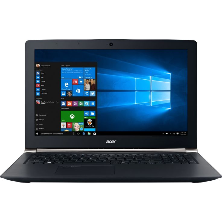 "Acer Aspire VN7-592G-77LB 15.6"" LCD 16:9 Notebook - 1920 x 1080 - Com #NX.G6JAA.001"