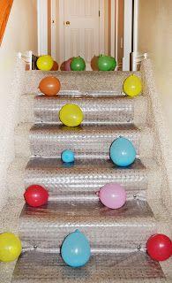 Balloon Easter Egg Hunt