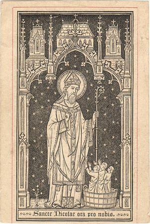 St Nicholas Brugge, Belgium 1886