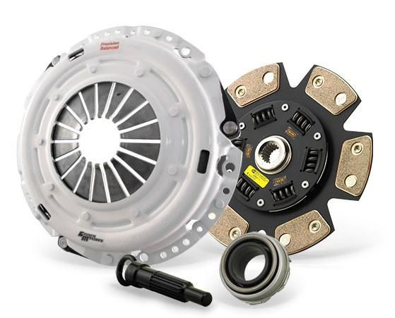 Clutch Masters 2012-2013 Audi TT RS 2.5L Turbo 6spd FX400 Clutch Kit 8-Puck Sprung Disc